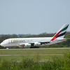 Emirates Airbus A380 A6-EDL