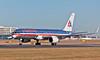 N172AJ 757 rolling of runway 23L