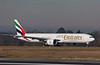 A6-EGG on the morning Emirates to Dubai