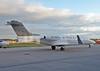 G-PFCT Lear on the Jet Centre ramp
