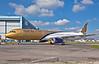 A9C-CF Gulf Air A321