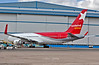 VP-BOQ, Boeing 767 Nordwind Airlines, out of paint ex G-OBYD