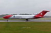G-OSRA, Departing Manchester on her first flight in Oil Spill response colours