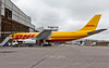 D-AEAD just out of the paint shop at Manchester