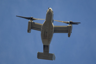 Bell Boeing V-22 Osprey (USA Secret Service) - G20 Leaders' Meeting, Brisbane, Queensland, Australia, 16 November 2014.Photos by Des Thureson - http://disci.smugmug.com.
