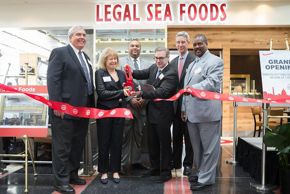 Legal Sea Foods: Grand Opening & Concession Photography