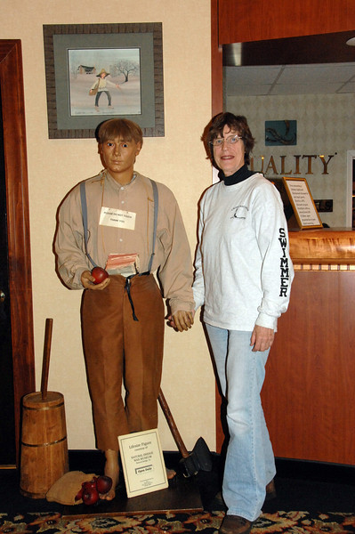 Meeting Johnny Appleseed