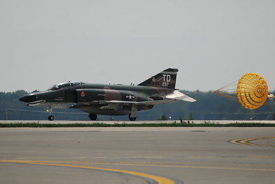 McDonnell Douglas F-4 Phantom II - Rockford Airfest - Rockford, Illinois - Photo Taken: July 31, 2010