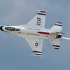 USAF T-Bird roll
