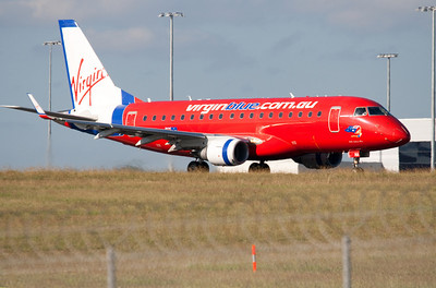 VH-ZHA VIRGIN BLUE ERJ-170