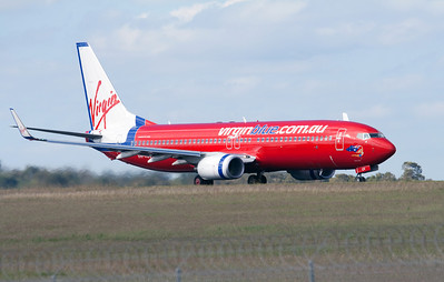 VH-VUV VIRGIN BLUE B737-800