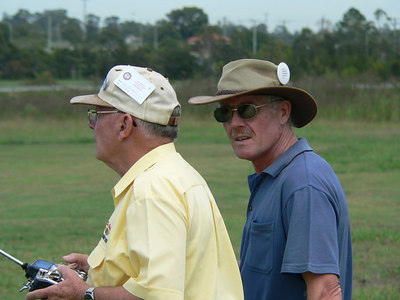 Ken Cowdroy & Robert Zyp