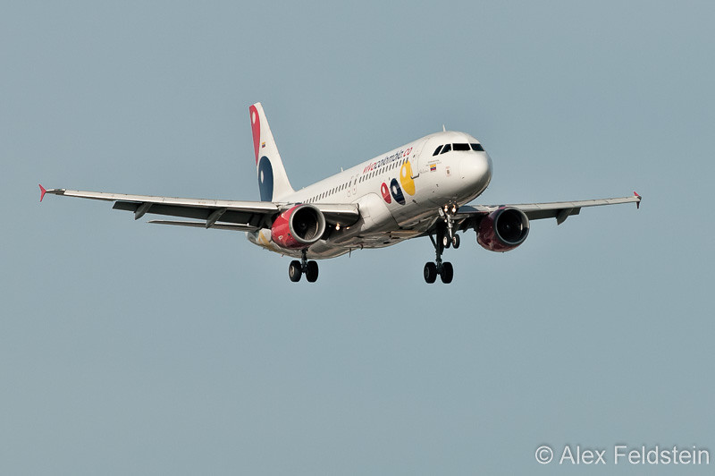 Viva-Colombia Airbus A320-214