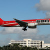 SBA Boeing 757