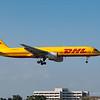 DHL B-757 Cargo