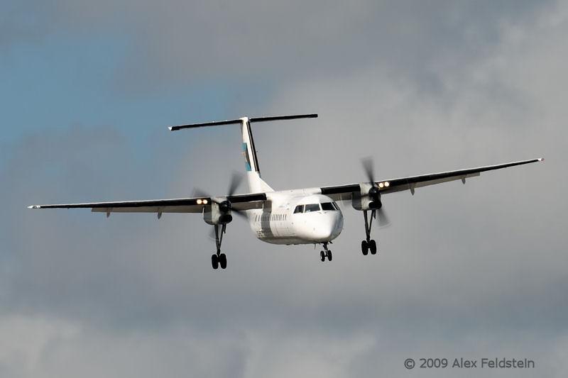 Bahamasair DHC8