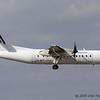 Bahamasair Bombardier Dash 8-Q314 landing at KMIA