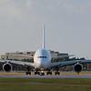 Air France A-380 to Paris