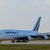 Air France A-380 to Paris