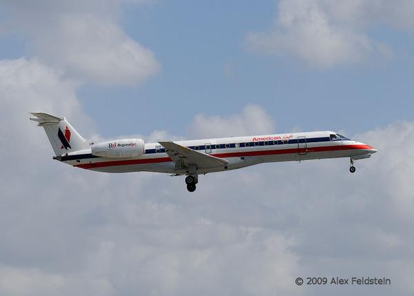 American Eagle Embraer
