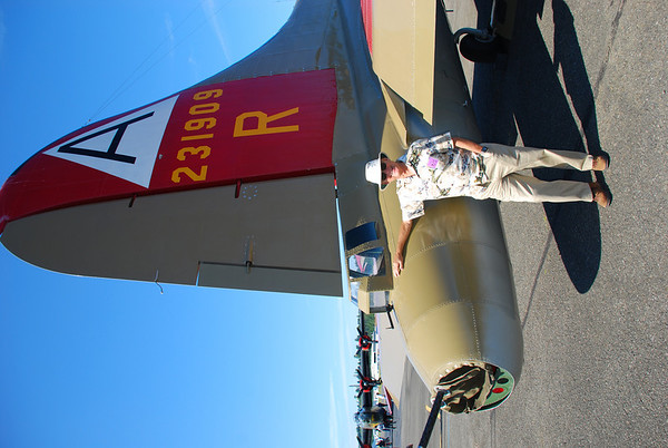 Miles in a B-17