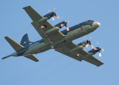 Lockheed p 3 c II Orion