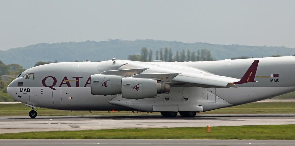 A7-MAB Boeing C-17 Globemaster III (Manchester Airport) Qatar Emiri Air Force [7]