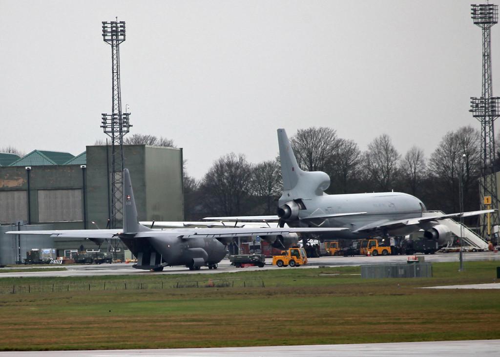 B-538 Lockheed C130J 'hercules' Royal Danish Air Force