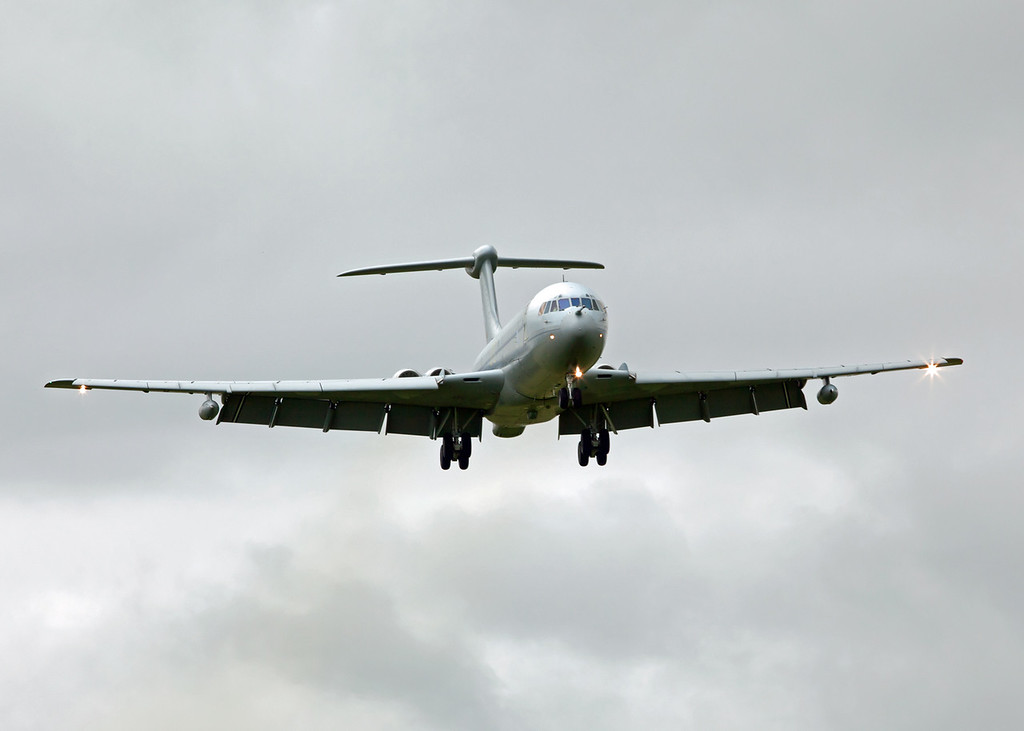ZA150 Vickers VC-10 K 3 (RAF Brize Norton) Royal Air Force