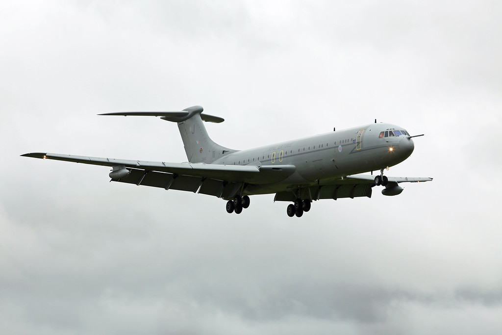 ZA150 Vickers VC-10 K 3 (RAF Brize Norton) Royal Air Force [1]