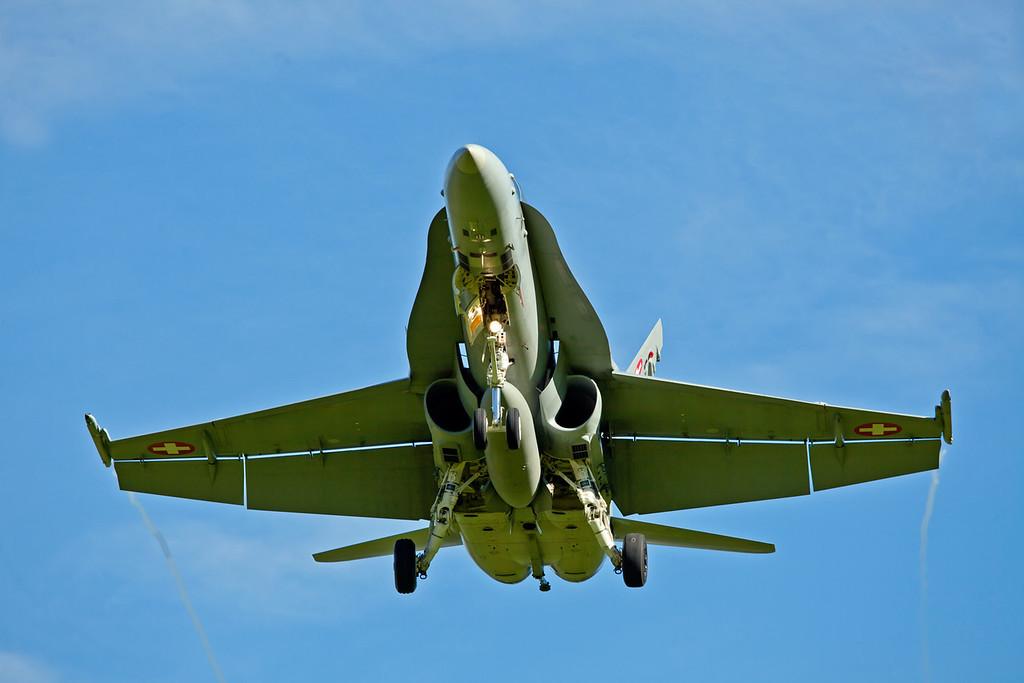 Hornet Approach [6]