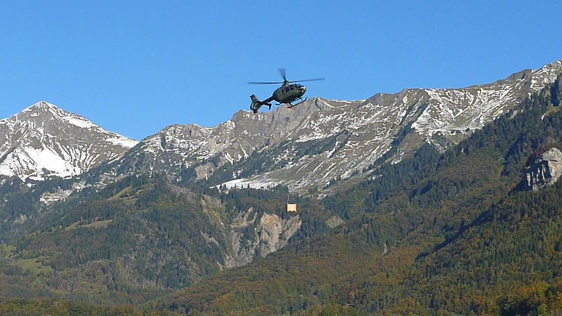 Swiss Air Force EC635