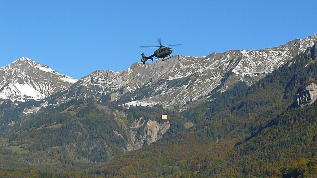 Swiss Air Force EC635