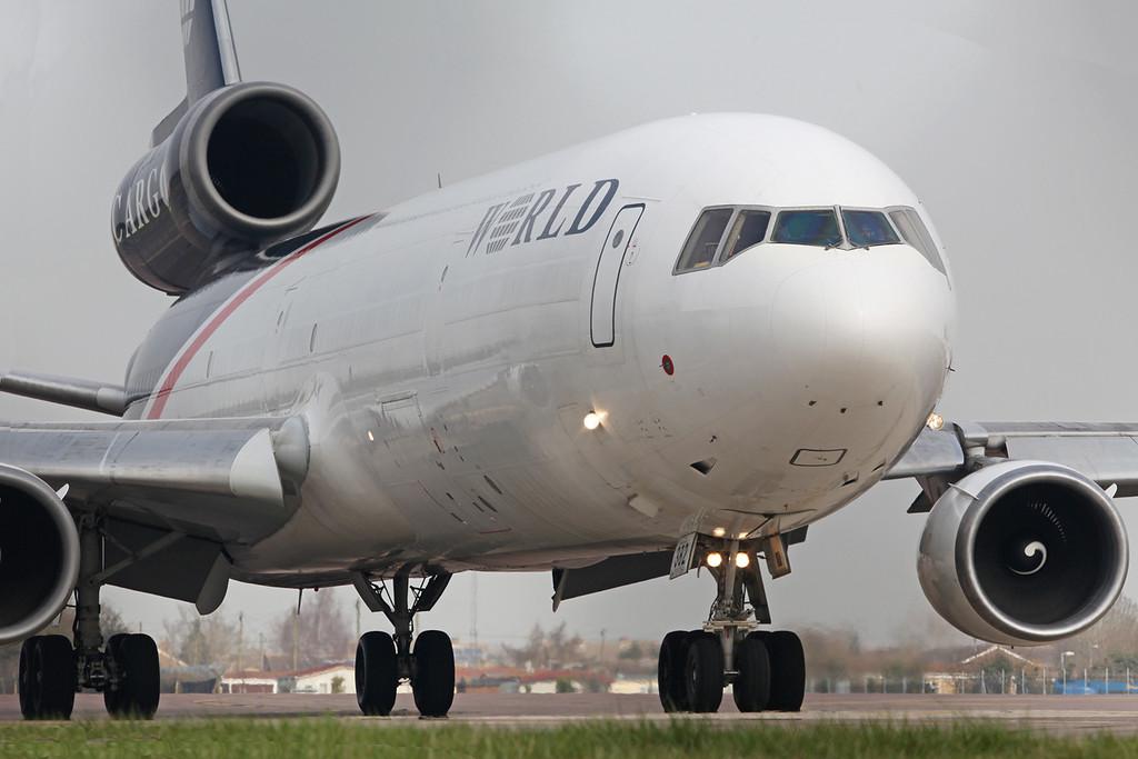 N382WA McDonnell Douglas MD-11 (RAF Brize Norton) World Airways