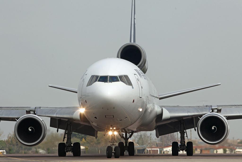 N382WA McDonnell Douglas MD-11 (RAF Brize Norton) World Airways [2]