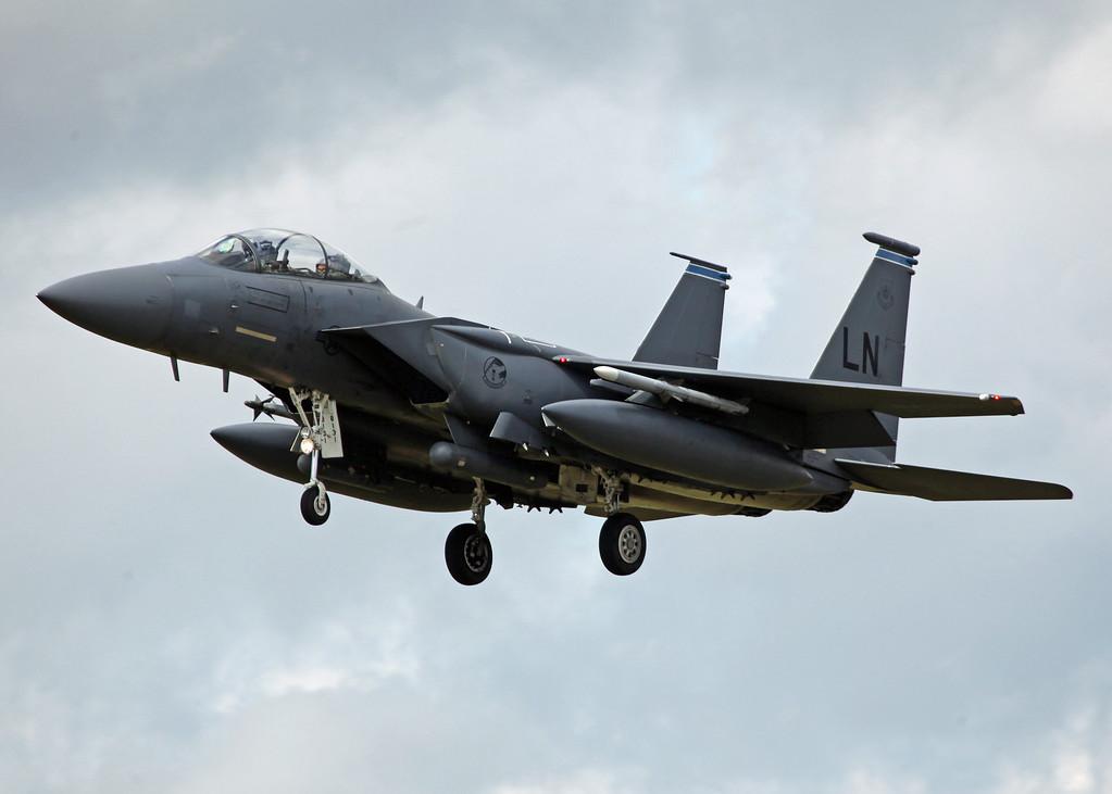AF 98-0131 F15E