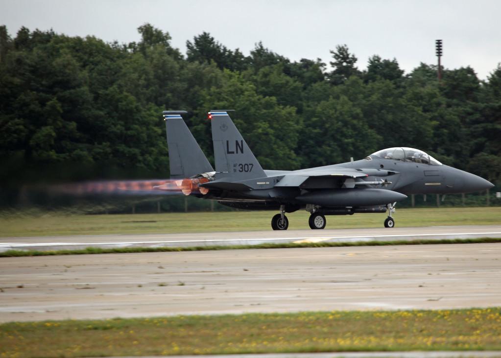 AF 91-307 F15E