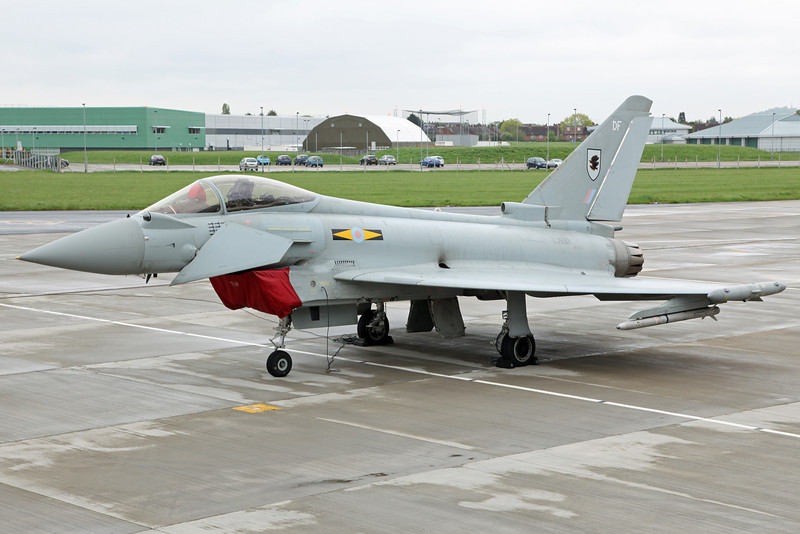 ZJ933 BAe Typhoon FGR4 (RAF Northolt) Royal Air Force [3]
