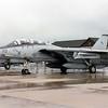 Grumman F-14A Tomcat USA - Navy REG: 160926 | CODE: AJ-113  Fast Eagle 113 of VFA-41 Black Aces Yeovilton (YEO / EGDY) England, United Kingdom July 12, 1996