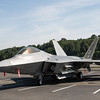 Boeing/Lockheed-Martin F-22A Raptor S/N 10-4193 with the 3rd Fighter Wing at Joint Base Elmendorf-Richardson, Alaska. This is 3rd to last F-22A that was  delivered in 2012