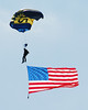 Military Parachute Teams - US Navy Leap Frogs - Chicago Air & Water Show - Chicago, Illinois - Photo Taken: August 15, 2010