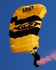 Military Parachute Teams - US Army Golden Knights - Scott Air Force Base - Airpower Over The Midwest - Scott AFB, Illinois - Photo Taken: September 12, 2010