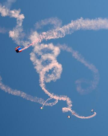Military Parachute Teams