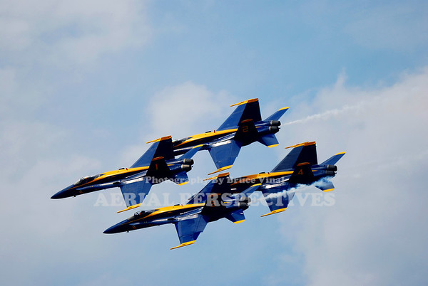 Blue Angels - Boeing F/A 18 Hornet