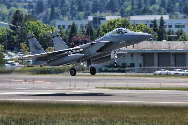 US Air Force McDonnell Douglas F-15C Eagle 86-0151 / EG (cn 998/C379)