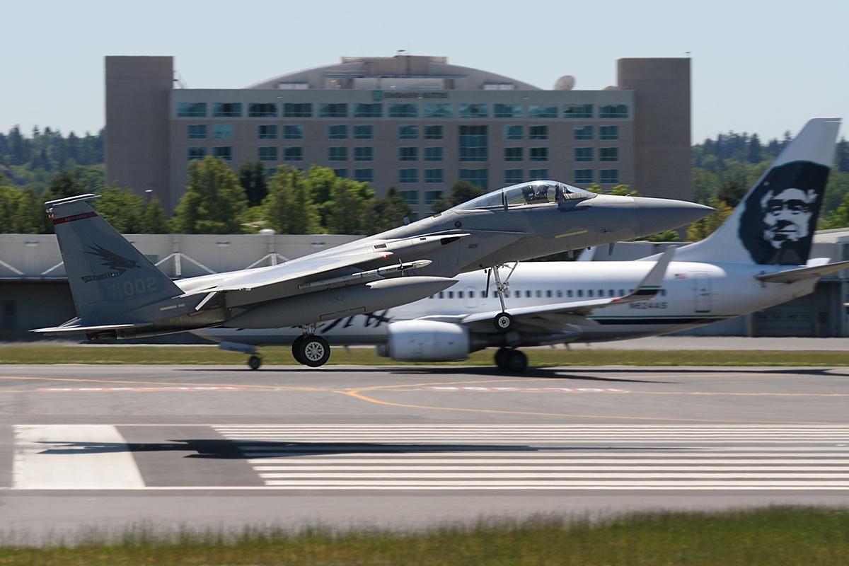 McDonnell Douglas F-15C Eagle US Air Force 84-0002 / EG (cn 910/C305)