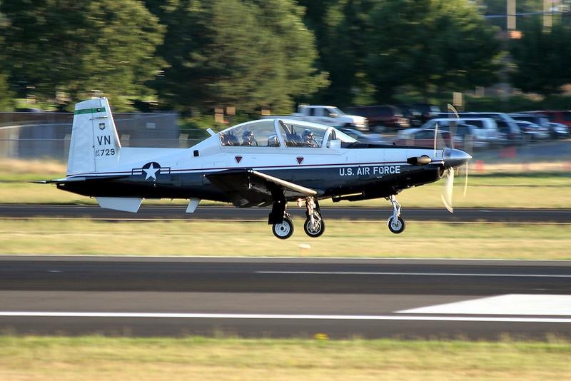 04-3729  VN/PT-281 <br> Hawker Beechcraft T-6A Texan II