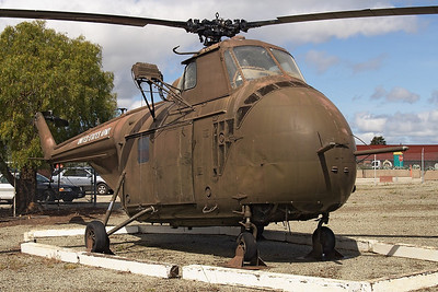 Sikorsky UH-19D Chickasaw (S-55D) 59-4973 (cn 55-1277)