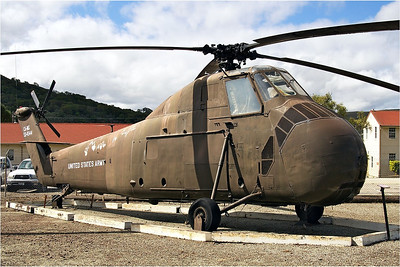 Sikorsky CH-34C Choctaw (S-58A) 53-4544 (cn 58-0106)