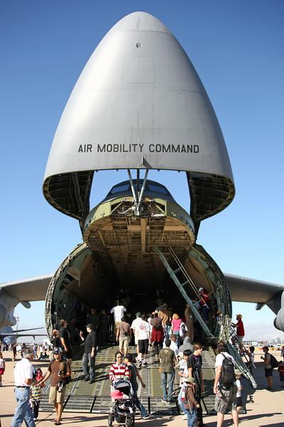 USA 2009 - MCAS Miramar Air Show - C-5A Galaxy